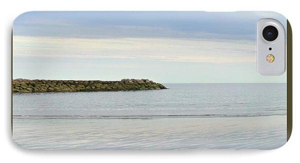 Cape Cod Jetty Sundown IPhone Case