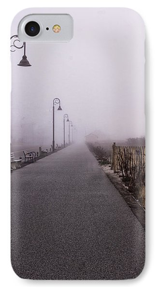 Cape May Fog IPhone Case