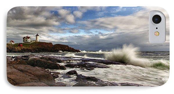 Cape Neddick Maine IPhone Case