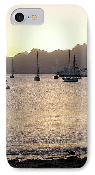 Cape Verde Sunset IPhone Case