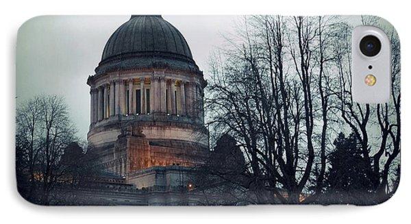 Capitol Aglow IPhone Case