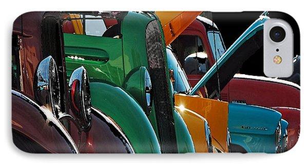 Car Show V IPhone Case