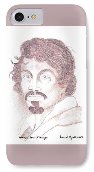 Caravaggio Self Portrait IPhone Case
