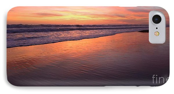 IPhone Case featuring the photograph Cardiff To Encinitas  by John F Tsumas