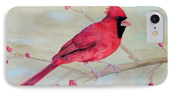 Cardinal II IPhone Case