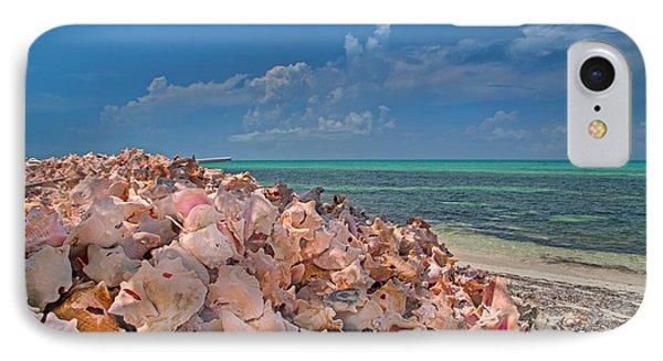 Caribbean Main Course IPhone Case