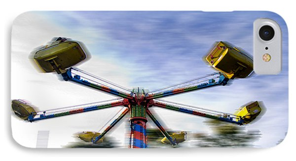 Carnival Ride IPhone Case