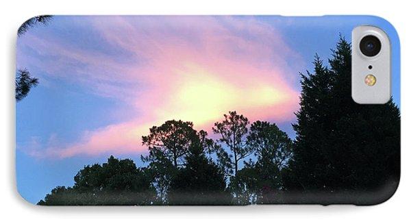 Carolina Summer Sky IPhone Case