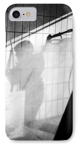 Carwash Shadow And Light IPhone Case