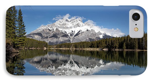 Cascade Mountain IPhone Case