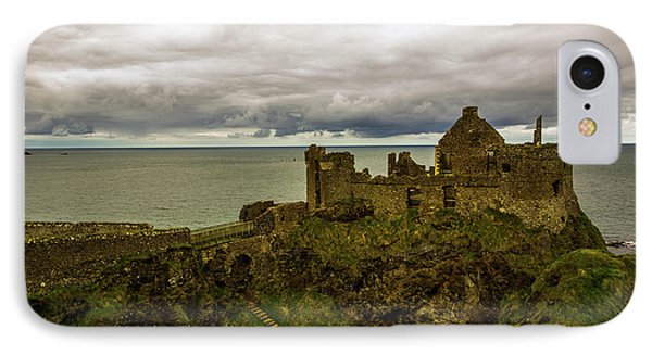 Castle By The Sea IPhone Case