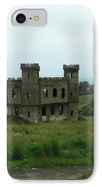 Castle Catania Sicily IPhone Case