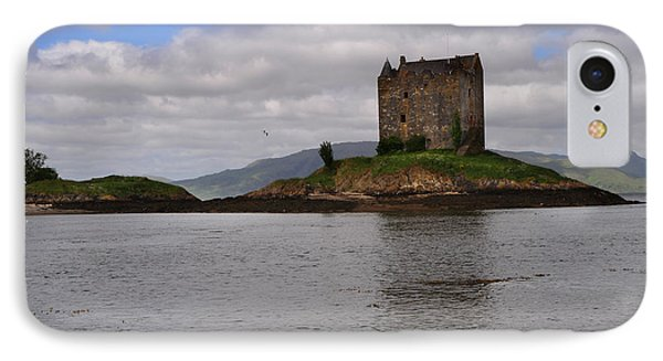 Castle iPhone 8 Case - Castle Stalker by Smart Aviation