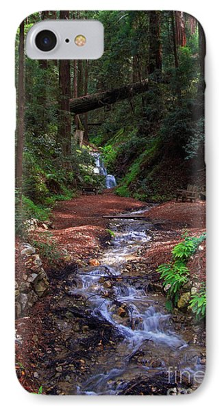 Castro Canyon In Big Sur IPhone Case