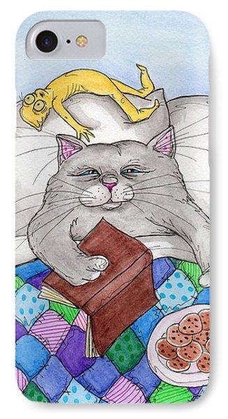 Cat Nap IPhone Case