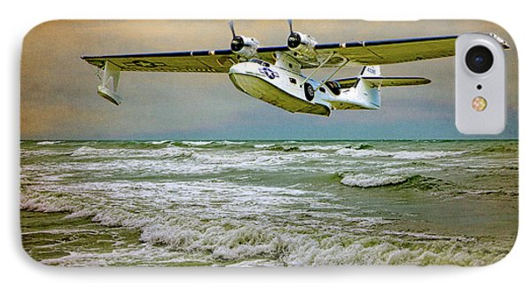 Catalina Flying Boat IPhone Case