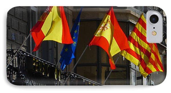 Catalonia IPhone Case