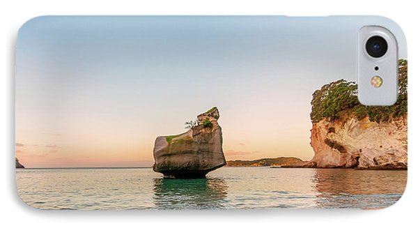 Cathedral Cove, New Zealand IPhone Case