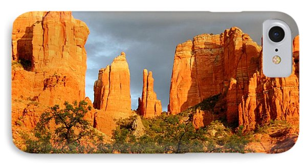 Cathedral Formation IPhone Case