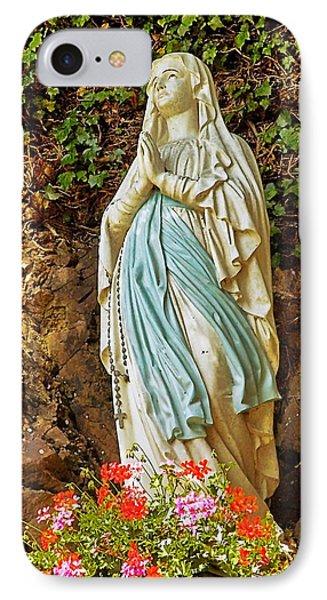 Catholic Nun IPhone Case