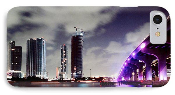 Causeway Bridge Skyline IPhone Case
