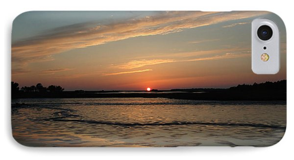 Cedar Key Sunset 1 IPhone Case
