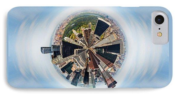 Eye Of New York IPhone Case