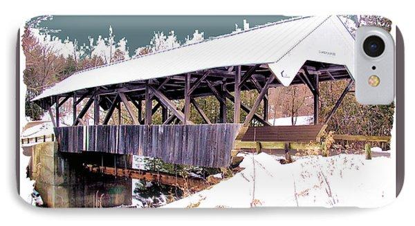 Chamberlain Bridge IPhone Case