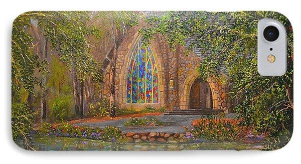 Chapel At Callaway IPhone Case