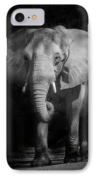 Charging Elephant IPhone Case