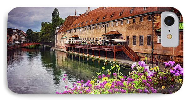 Charismatic Strasbourg France  IPhone Case
