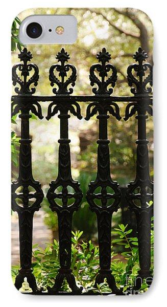Charleston Fence IPhone Case