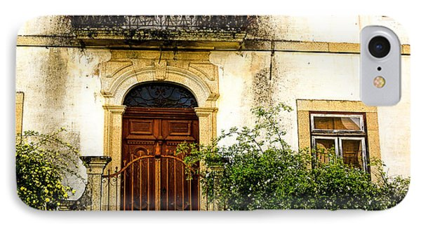 Charming House In Portugal IPhone Case