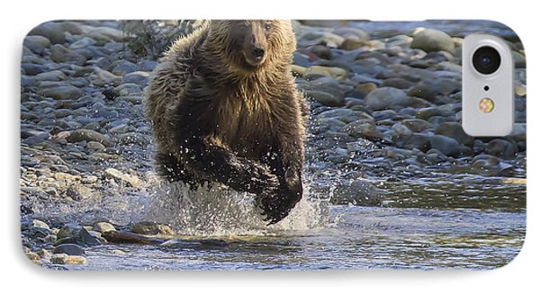 Chasing Salmon IPhone Case