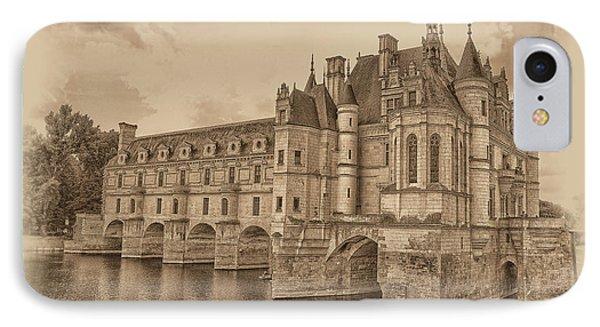 Chateau De Chenonceau IPhone Case