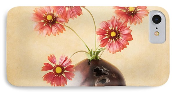 Cheerful Daisies IPhone Case