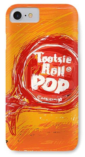 Cherry Pop IPhone Case