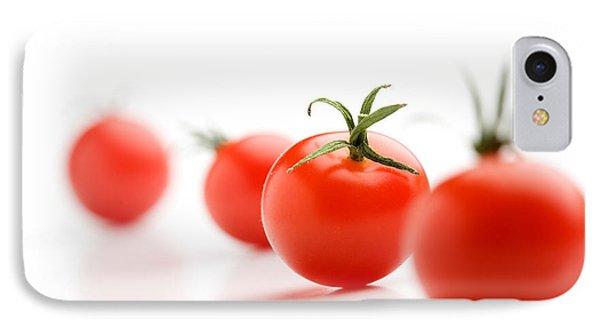 Cherry Tomatoes IPhone Case