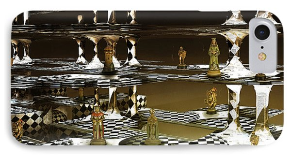 Chess Anyone IPhone Case