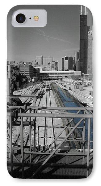 Chicago Amtrak IPhone Case