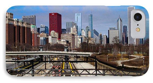 Chicago Metro IPhone Case