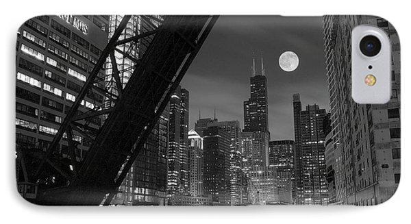 Chicago Pride Of Illinois IPhone Case