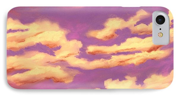 Childhood Memories - Sky And Clouds Collection IPhone Case