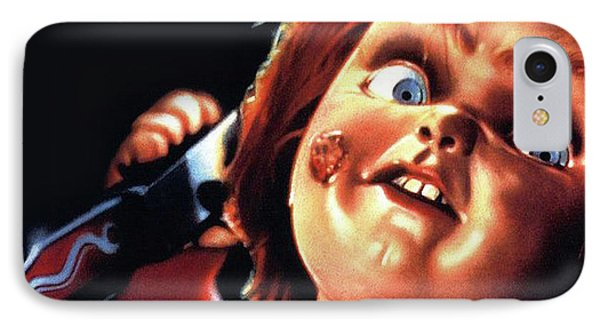 Childs Play 1988 IPhone Case