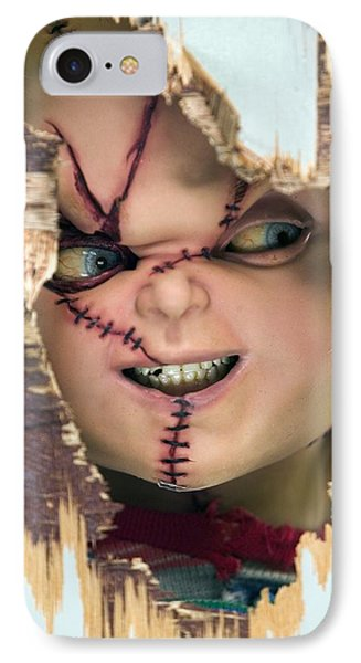 Childs Play 5 Seed Of Chucky 2004 2 IPhone Case