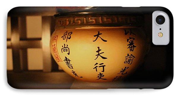 Chinese Vase IPhone Case