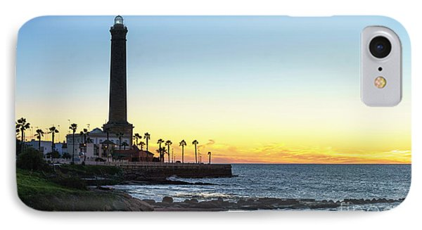 Chipiona Lighthouse Cadiz Spain IPhone Case
