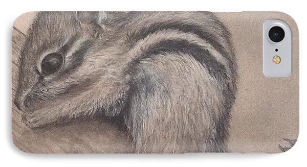 Chipmunk, Tn Wildlife Series IPhone Case