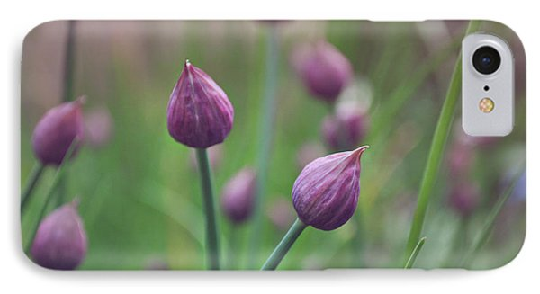 Chives IPhone Case