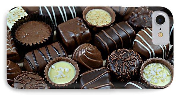 Chocolates IPhone Case